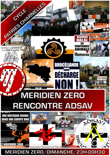 Adsav, nationalisme breton, indpendantisme, Bretagne, rgionalisme, langue bretonne
